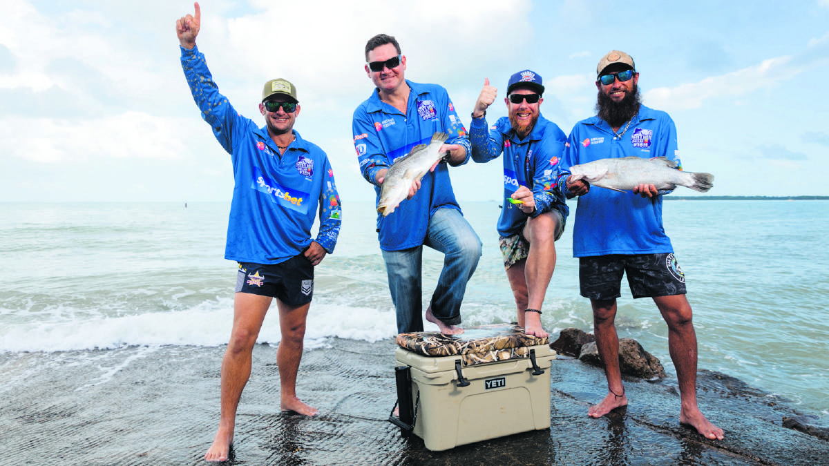 Hunt begins for the million-dollar Barra