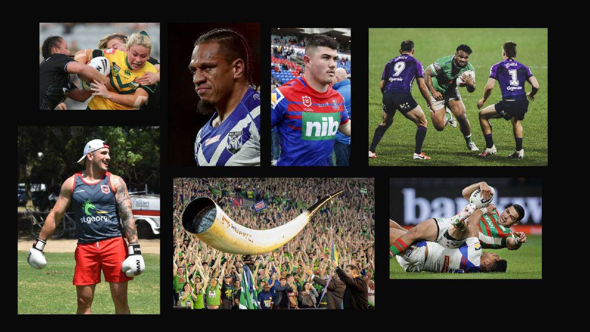 Have a crack at the 2020 NRL Christmas quiz