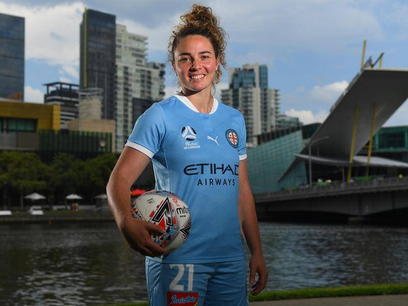 Jenna McCormick is back home and looking forward to taking on former club Melbourne Victory.