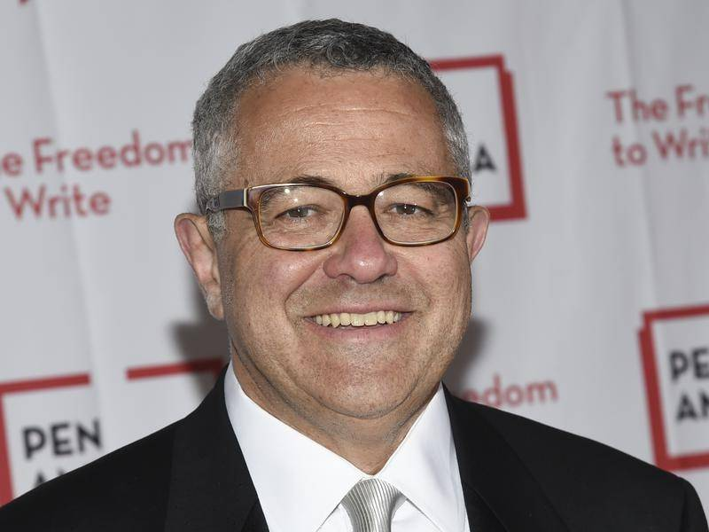 Jeffrey Toobin has been sacked from The New Yorker and suspended by CNN.