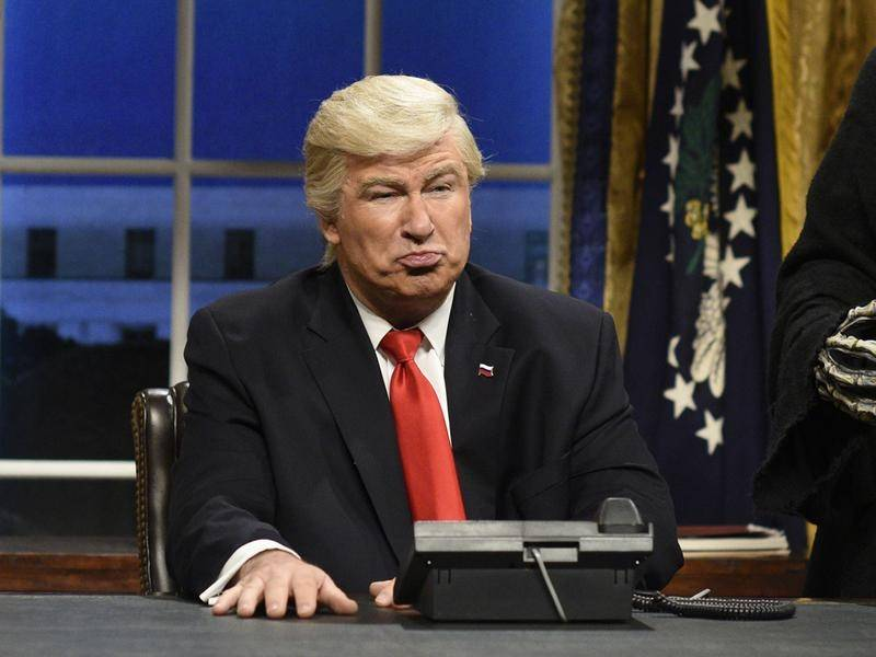 Alec Baldwin's unflattering portrayal of Donald Trump sparked a feud with the 45th US president.