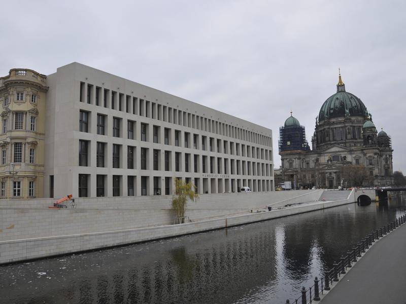 The Humboldt Forum will be home to major collections from two state museums.