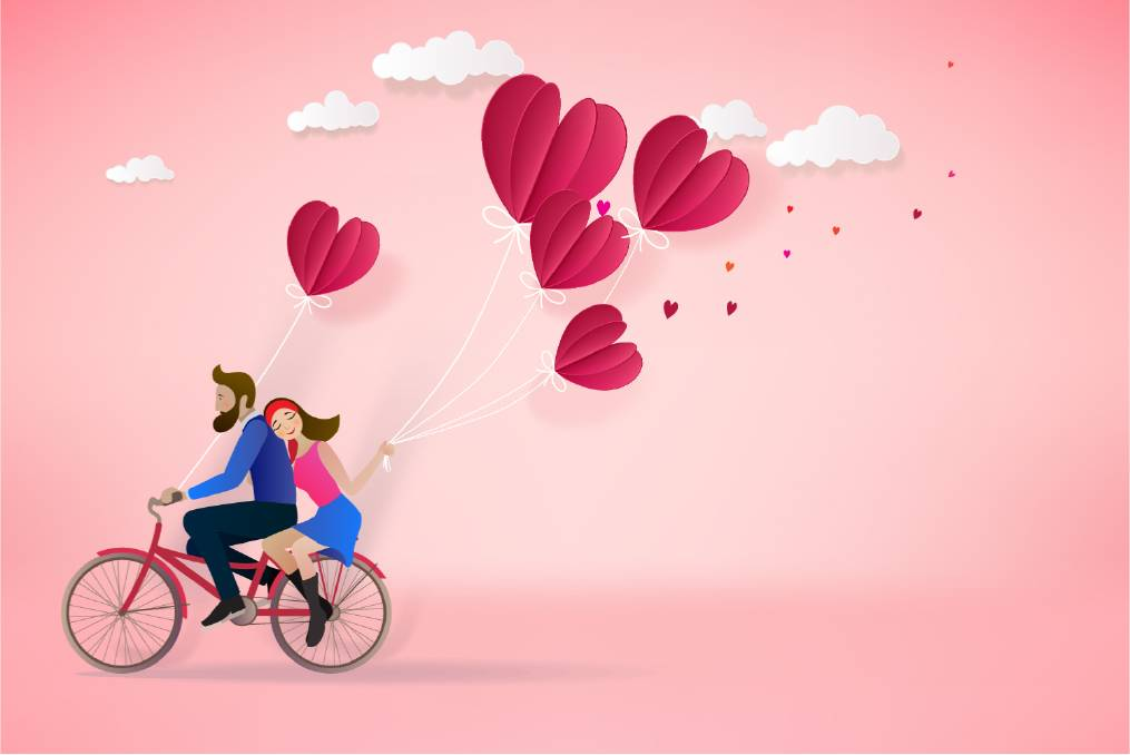 A Valentine's Day gift gift guide to get you gushing. Graphic: Shutterstock